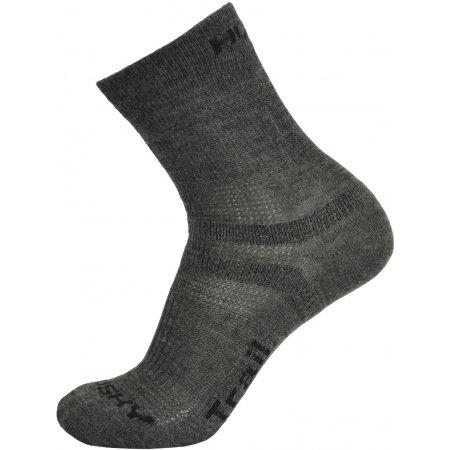 Ponožky HUSKY TRAIL ANTRACIT