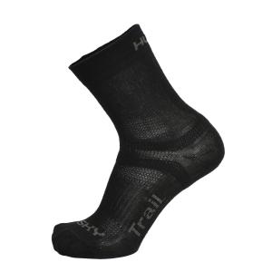 Ponožky HUSKY TRAIL ČERNÁ