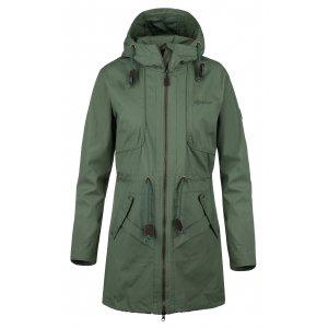 Dámský kabát KILPI PAU-W KL0332KI KHAKI