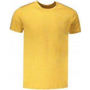 Pánské funkční triko HUSKY TAIDEN M KRÉMOVĚ ŽLUTÁ