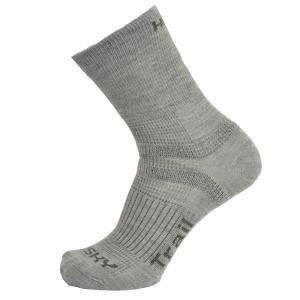 Ponožky HUSKY TRAIL SVĚTLE ŠEDÁ
