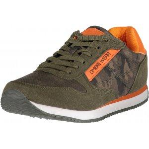 Pánské boty OMBRE AT310 GREEN/CAMO