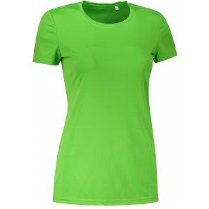 Dámské funkční triko STEDMAN ACTIVE SPORTS-T KIWI GREEN