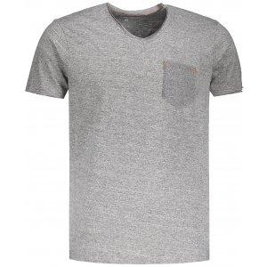 Pánské triko OMBRE AS1100 DARK GREY