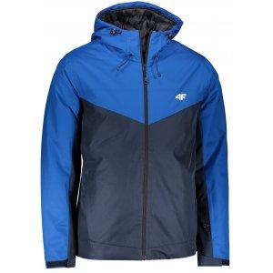 Pánská lyžařská bunda 4F Z19-KUMN301 COBALT