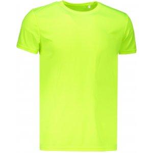 Pánské funkční triko STEDMAN ACTIVE SPORTS-T CYBER YELLOW