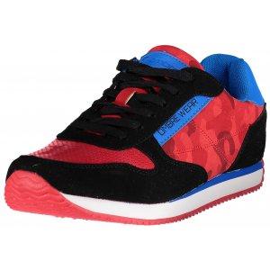 Pánské boty OMBRE AT310 RED/CAMO