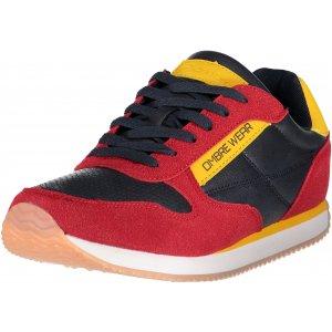 Pánské boty OMBRE AT310 RED