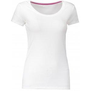 Dámské triko STEDMAN CLAIRE CREW NECK WHITE