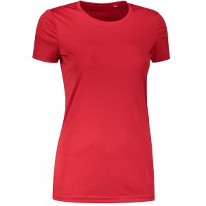 Dámské funkční triko STEDMAN ACTIVE SPORTS-T CRIMSON RED