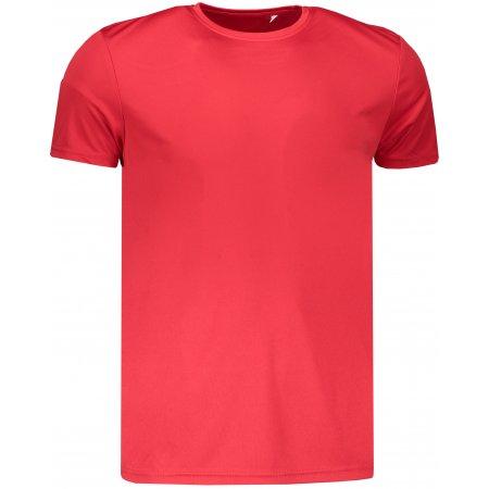 Pánské funkční triko STEDMAN ACTIVE SPORTS-T CRIMSON RED