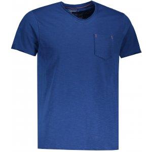 Pánské triko OMBRE AS1100 BLUE