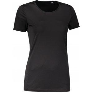 Dámské funkční triko STEDMAN ACTIVE SPORTS-T BLACK OPAL
