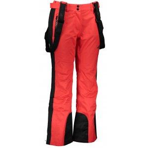 Dámské lyžařské kalhoty 4F Z19-SPDN201 RED