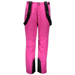 Dámské lyžařské kalhoty 4F Z19-SPDN270 HOT PINK