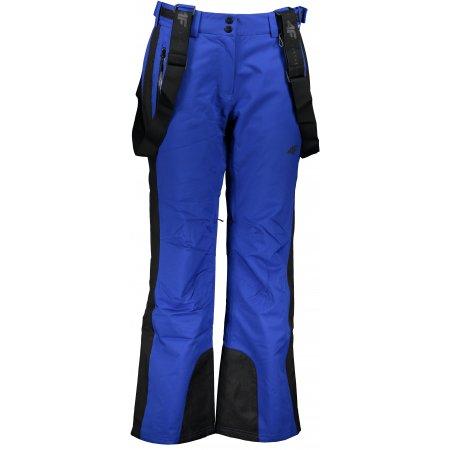 Dámské lyžařské kalhoty 4F Z19-SPDN201 COBALT