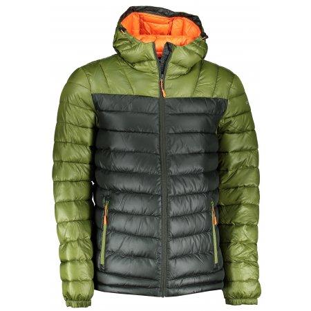 Pánská bunda ICEPEAK LEAL DARK GREEN