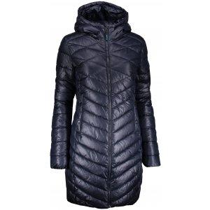 Dámský zimní kabát SAM 73 WB 777 TMAVĚ MODRÁ