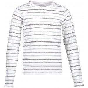 Dětské triko s dlouhým rukávem SAM 73 KTSP220 SVĚTLE ŠEDÁ
