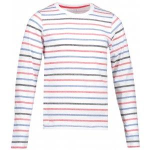 Dětské triko s dlouhým rukávem SAM 73 KTSP220 ČERVENÁ