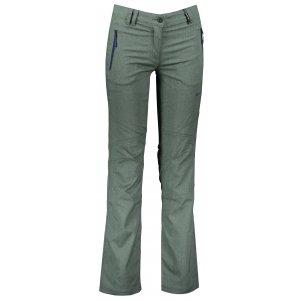 Dámské softshellové kalhoty ALPINE PRO MURIA 4 LPAR341 ZELENÁ