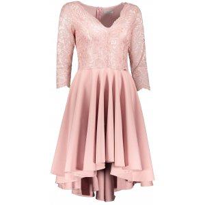 Dámské šaty NUMOCO NICOLLE A210-11 RŮŽOVÁ