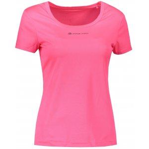 Dámské funkční triko ALPINE PRO NASMASA 3 LTSR579 RŮŽOVÁ