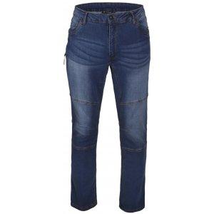 Pánské džíny ALPINE PRO CHIZOB MPAR375 MODRÁ