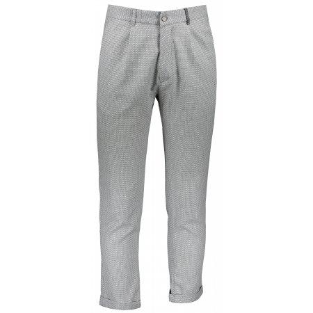 Pánské kalhoty OMBRE AP869 GREY