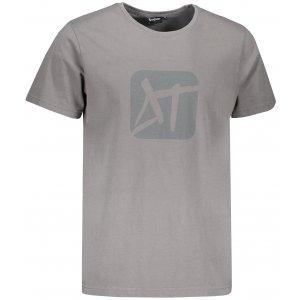 Pánské triko ALTISPORT LORET MTSR538 ŠEDÁ