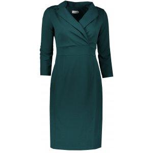 Dámské šaty NUMOCO KELLY A237-3 ZELENÁ