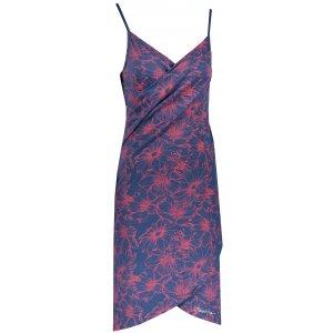 Dámské šaty ALPINE PRO YARA LSKR223 MODRÁ