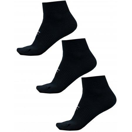 Pánské ponožky NOSD4-SOM302 DEEP BLACK