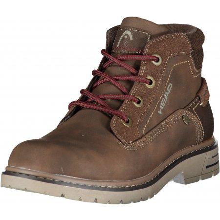 Pánské zimní boty HEAD GLAN M H31363402 HNĚDÁ