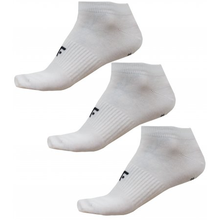 Dámské ponožky 4F NOSD4-SOD302 WHITE