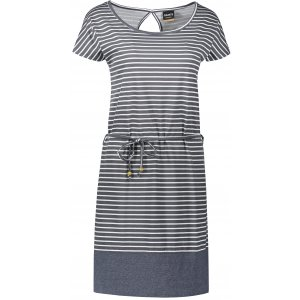 Dámské šaty SAM 73 WZ 769 TMAVĚ MODRÁ