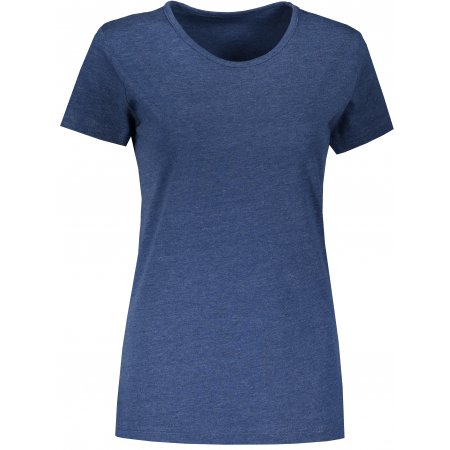 Dámské triko s krátkým rukávem SAM 73 LTSR615 TMAVĚ MODRÁ