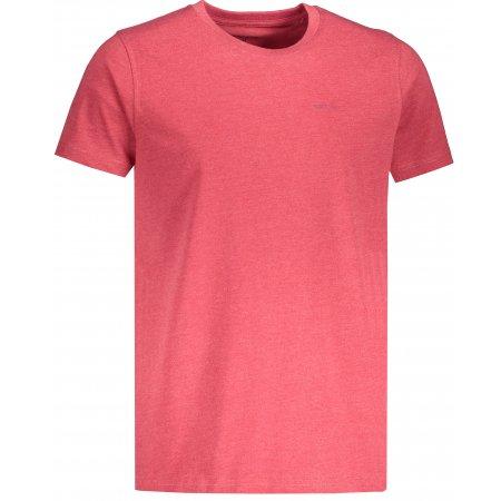 Pánské triko s krátkým rukávem SAM 73 HOMIL MTSR525 ČERVENÁ