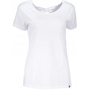 Dámské triko s krátkým rukávem SAM 73 WT 799 BÍLÁ