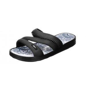 Dámské pantofle SAM 73 PUNORA LBTR270 ČERNÁ