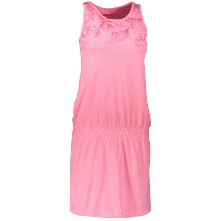 Dámské šaty SAM 73 LSKR278 RŮŽOVÁ