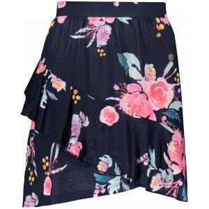 Dámská sukně KIXMI JILLY TMAVĚ MODRÁ