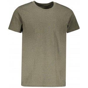 Pánské triko s krátkým rukávem SAM 73 HOMIL MTSR525 KHAKI