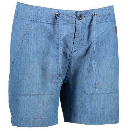 Dámské šortky SAM 73 WS 762 SVĚTLÝ DENIM