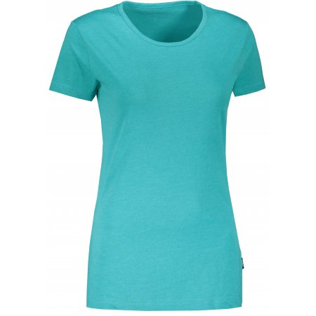 Dámské triko s krátkým rukávem SAM 73 LTSR615 TYRKYSOVÁ