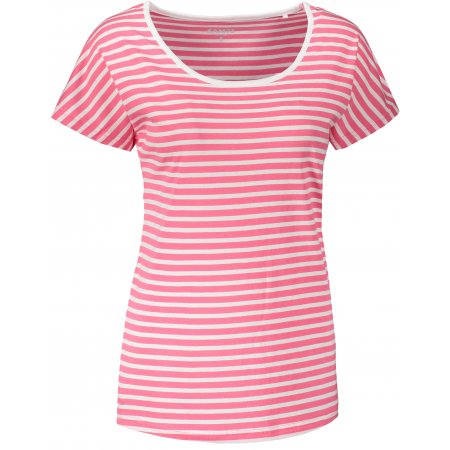 Dámské triko s krátkým rukávem SAM 73 ALESIA LTSR627 RŮŽOVÁ