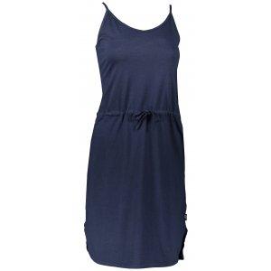 Dámské šaty SAM 73 EMILJA LSKR240 TMAVĚ MODRÁ