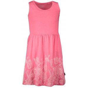 Dívčí šaty SAM 73 KSKR071 RŮŽOVÁ