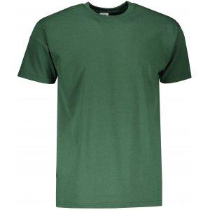 Pánské triko s krátkým rukávem FRUIT OF THE LOMM SUPER PREMIUM T BOTTLE GREEN