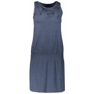 Dámské šaty SAM 73 LSKR278 TMAVĚ MODRÁ